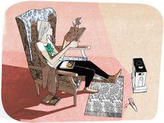 las distancias en los sillones, Jorge Roa