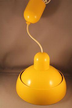 Great Original 60s or 70s Ceiling Lamp von ZeitreiseFrankfurt, €53.00