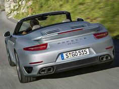 Turbo S Cabriolet