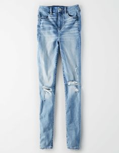 Shop Curvy Jeans for Women at American Eagle to find your new favorite fit. Designed for curves and made for you, curvy jeans are made to feel as good as they look. Ae Jeans, Curvy Jeans, Ripped Jeans, High Waist Jeggings, Curvy Fit, Mens Outfitters, Eagle Outfitters, American Eagle Jeans, Blue Denim