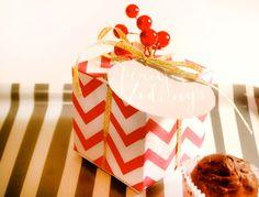Printable Holiday Gift Box