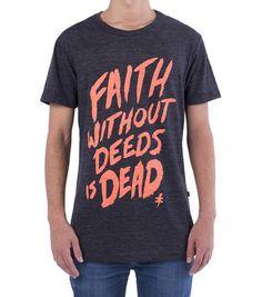 Faith without deeds mescla escura