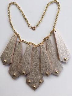 OKOhandbags is founded to create unique, sophisticated, high quality handbags, jewelry and accessories from the finest custom and hand picked materials and trims from around the world. Leather Necklace, Arrow Necklace, Handbags, Unique, Accessories, Jewelry, Fashion, Leather Collar, Totes
