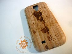 ON SALE Samsung Galaxy S4 case  wooden cases by CreativeUseofTech, $35.10 #phonecase #s4 #samsungS4 #wooden case# #case #galaxy S4 #wooden case #wood #bamboo