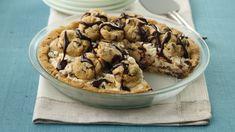 biscuit chocolate pie | Tarte glacée aux biscuits aux grains de chocolat - Vivre ...