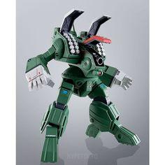 Super Dimension Fortress Macross Bandai HI-METAL R (Action Figure) : MBR-07-MKII Destroid Spartan