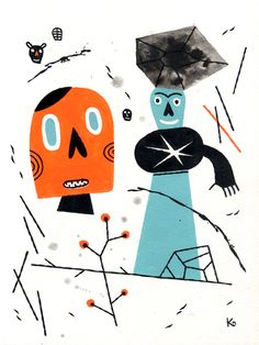 PAINTING by Emmanuel Kerner
