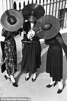 Simone Mirman, leading milliner of the 1950s ... xx #millinery #judithm #hats An all time favorite image.