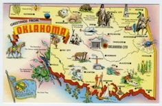OKLAHOMA IS ONE OF THE FIFTY STATES OLIVERIO ITALIAN STYLE PEPPERS AND SAUCE HAS SHIPPED TOO.