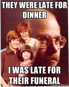 VENGEANCE DAD.