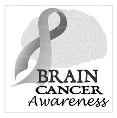 Brain tumor awareness
