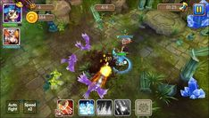 Brave Legends Heroes Awaken is a Free Android Action Role Playing Mobile Multiplayer Game featuring hundreds of choices
