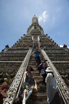 Wat Arun Bangkok Temple, Bangkok, Thailand
