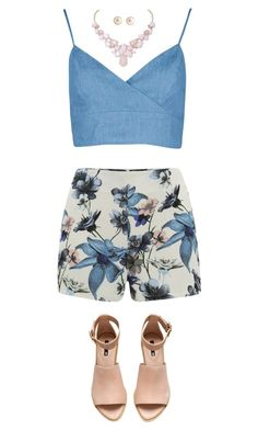 """Untitled #129"" by kennedy45 on Polyvore featuring Boohoo, ONLY, H&M and Humble Chic"