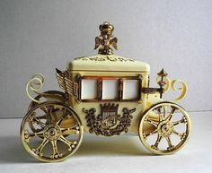 Antique jewelry box.