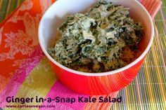 This is a great salad to make for a #raw #vegan work lunch. It's easy, too!