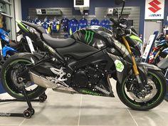 Suzuki GSX-S 1000 Monster Energy