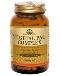 Vegetal Pac Complex Solgar