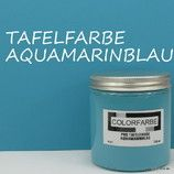 COLORFARBE PRO Tafelfarbe Aquamarinblau matt #COLORFARBE #Tafelfarbe