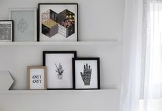 I've been gradually revealing our new flat to you guys as we've conquered each room one by one. The last room to the party is our guest bedroom which is still a huge novelty. We'v…