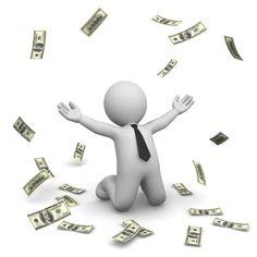 3D Character, money, basic.