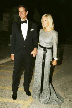 royalwatcher:  Crown Prince and Princess Pavlos