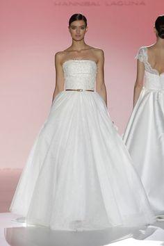 Los vestidos de novia de Hannibal Laguna foto 22...