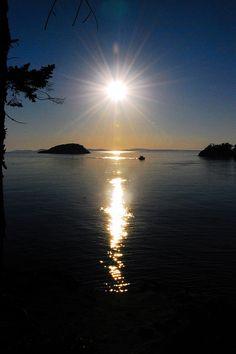 The classic summer sunset by WorldofArun,