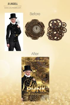 Premade Creation: Before and After Premade Book Covers, Ebook Cover, Book Cover Design, Envelope Design, Cover Design