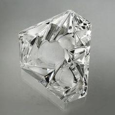 Crystalline quartz - what a cut!