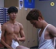 Lee Seung Gi's Abs Shown in You Are Surrounded The King 2 Hearts, You're All Surrounded, Gumiho, Let Me Love You, Lee Seung Gi, 1st Night, Korean Entertainment, Korean Dramas, Great Love