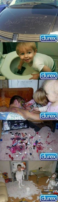 Durex Commercial (Compilation),  Click the link to view today's funniest pictures!
