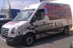 Titans – Saloonzoo hockey team bus decor Hockey Teams, Van, Vehicles, Car, Vans, Vehicle, Vans Outfit, Tools