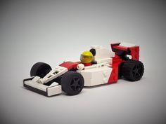 Lego McLaren MP4/6 | by y.akimeshi