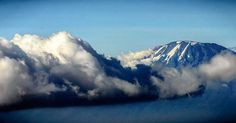 Love this photo of Mount Kilimanjaro taken by one of our photographers. #Travel