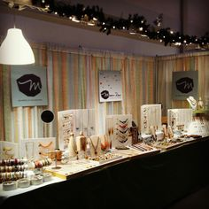 Sweet jewelry display