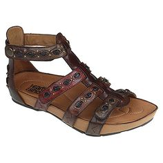 22a327d254b (Limited Supply) Click Image Above  Kalso Earth Shoe - Empire (women s) -  Bat Multi Calfskin · Earth ShoesStrappy SandalsGladiator ...