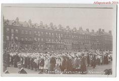 Dorset Weymouth Coronation Festivities Real Photo Vintage Postcard 4 5 | eBay