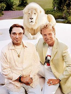 siegfried and roy - Google Search