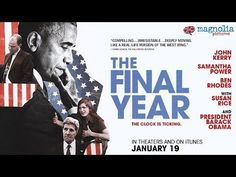 Trailer released for 'The Final Year' — documentary on insiders' account of President Obama's last year in office