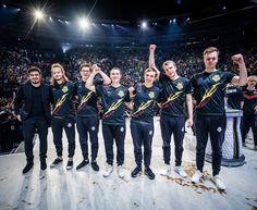 We got our finalists! League Of Legends, European Championships, Esports, Cute Boys, Captain Hat, Wolf, Shit Happens, Concert, Tumi