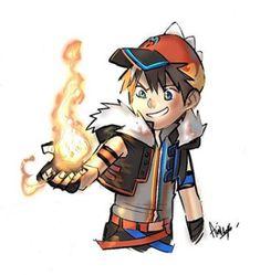 Anime Galaxy, Boboiboy Galaxy, Boboiboy Anime, Gentleman, Ali, Fanart, Digital Art, Animation, Humor