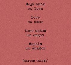 Amor ou love