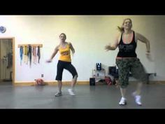 Pump It Choreography Dance Fitness