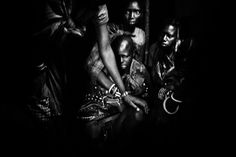 Blood, Fear and Ritual: Witness to Female Circumcision in Kenya. Nasirian cries at the start of the circumcision