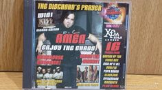 METAL HAMMER. ISSUE 81 DECEMBER 2000. CD-RECOPILATORIO / LUJO.