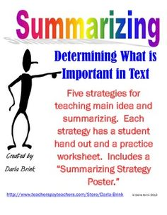 Strategies for Critical Reading and Writing