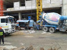 Manufacturer of concrete pumps including boom pumps, line pumps, trailer/stationary pumps and placing booms.