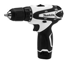 Makita FD02W 12V max Lithium-Ion Cordless 3/8-Inch Driver-Drill Kit. 3-year warranty on tool and 1-year warranty on batteries and charger http://suliaszone.com/makita-fd02w-12v-max-lithium-ion-cordless-38-inch-driver-drill-kit/