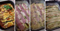 Rakott cukkini, a hozzávalókat rétegezd, tedd be a sütőbe és hamarosan kínálhatod is! - Ketkes.com Entrees, Casserole, Zucchini, Pork, Mozzarella, Appetizers, Food And Drink, Salad, Lunch
